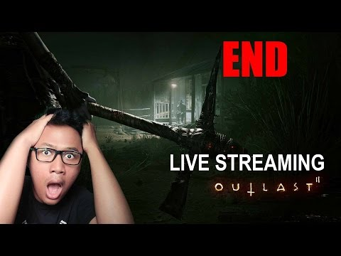 [🔴LIVE] Outlast 2 Gameplay Commentary + GIVEAWAY - END
