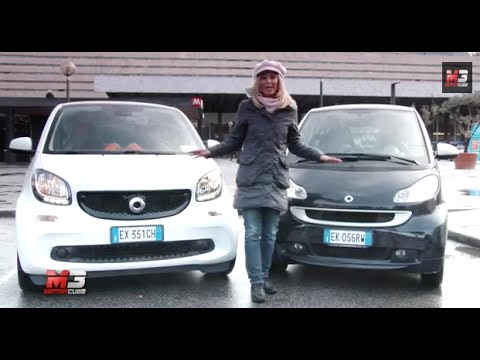 new smart fortwo 2015 vs smart fortwo 2012 test urban figthers youtube. Black Bedroom Furniture Sets. Home Design Ideas