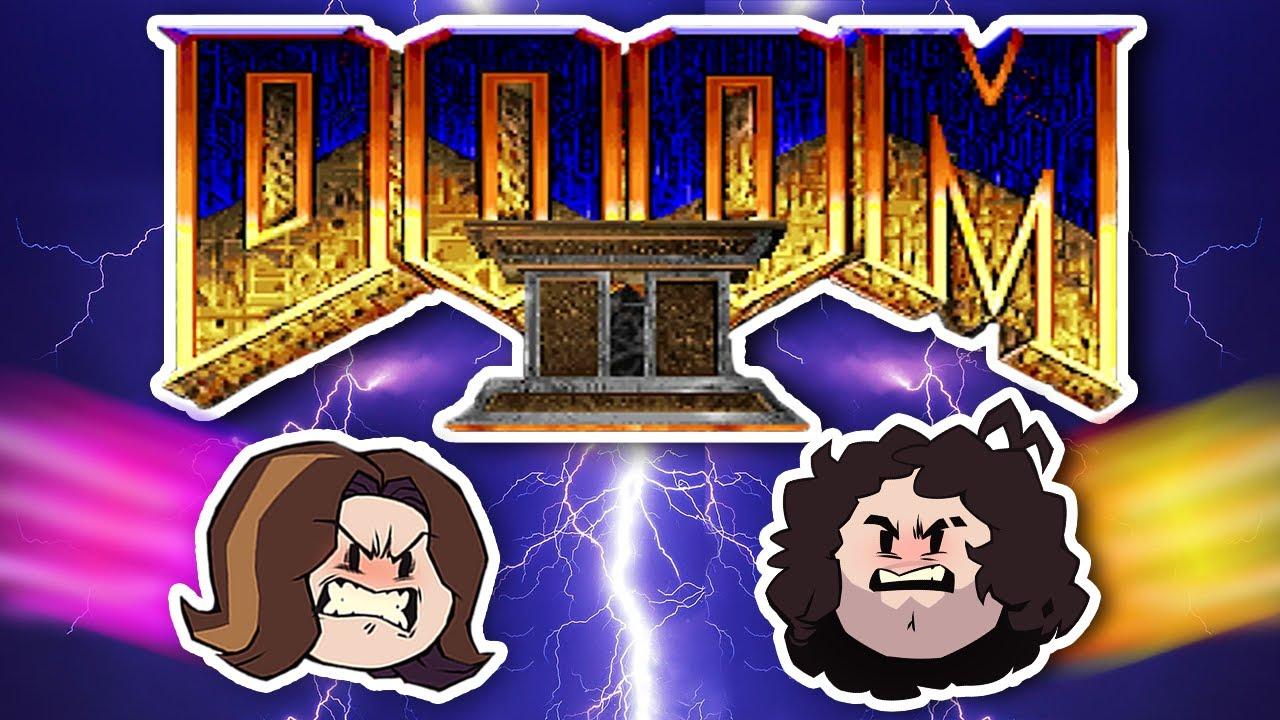 HOW can I call myself a GAMER?! - Doom 2: PART 1