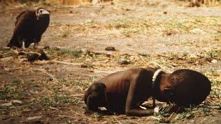 Akbaba ve Afrikalı Çocuk İle 5 Fotoğraf Hikayesi