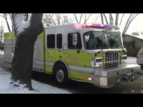 Elk Grove Village House Fire