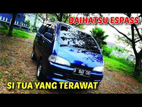 Daihatsu Espass - Si Tua Yang Terawat