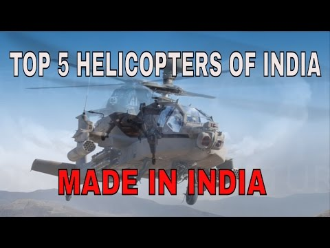 Top 5 helicopters of India (MADE IN INDIA)