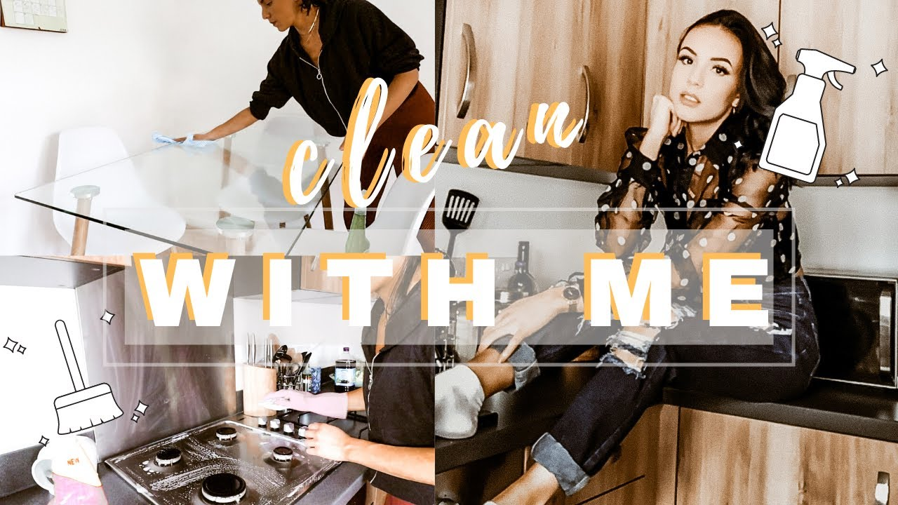 CLEAN WITH ME | EXTREME WHOLE HOUSE CLEANING MOTIVATION 2020