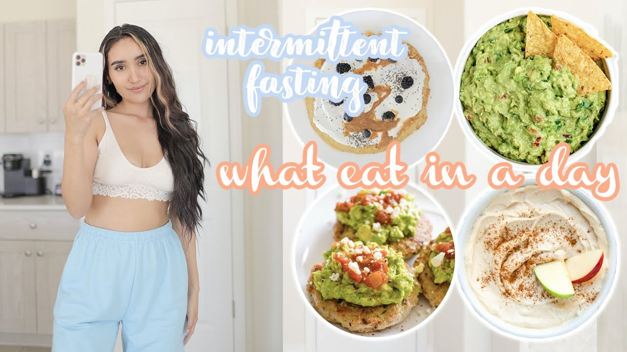 3 years of INTERMITTENT FASTING Update! What I Eat In A Day 2021