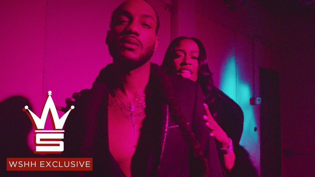 Damar Jackson Feat. Kash Doll - No Protection