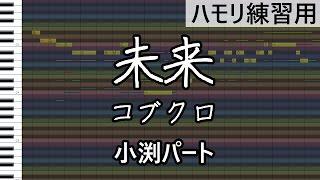 その他のハモリ練習音源はこちらで。 http://futakara.com/ 制作 CeVIO...