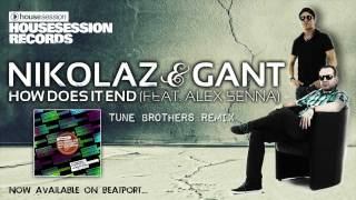 Nikolaz & Gant feat. Alex Senna - How Does It End (All Mixes Preview)
