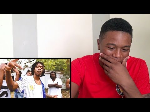 Reacting to BKLUE ROLLIN  THE RACE