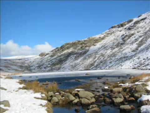Short winter walk in Wasdale, Buckbarrow and Greendale Tarn.