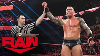 Kevin Owens vs. Randy Orton clash ends in controversy after fast count: Raw, Feb. 24, 2020
