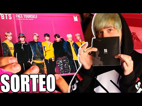 UNBOXING + SORTEO Discos BTS Face Yourself | SisiuveMustDie
