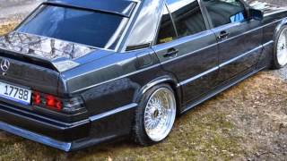 Mercedes-Benz 190 Tuning