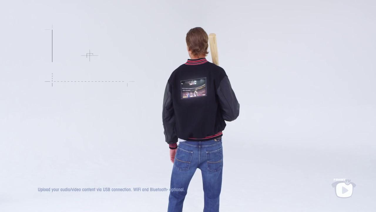 T-Shirt TV® Varsity Jacket - T-Shirt TV®