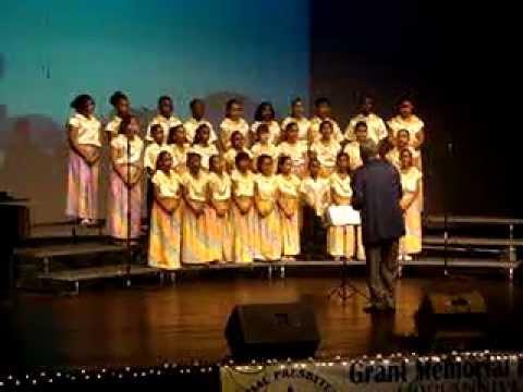 Just Passing By - Grant Memorial Presbyterian Junior School Choir