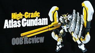 1119 - HGTB Atlas Gundam (OOB Review)