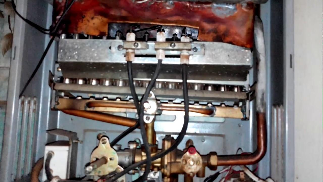 Газовая колонка астра ремонт своими руками видео фото 696