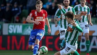 SV Mattersburg vs. Rapid Wien/ 2:4 - Full Match - 01.04.2018