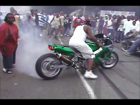 STATESVILLE BURNOUTS @ THE DRAGSTRIP EARLY 2000S LOSTED FILES