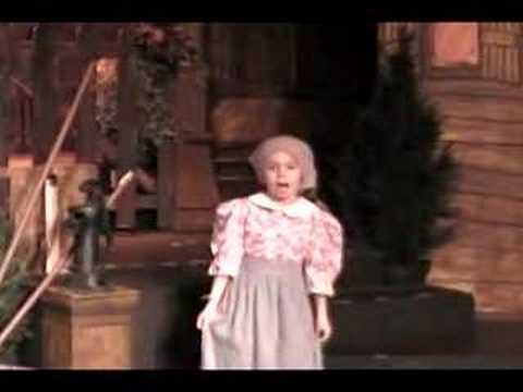 Lola Uliano Matchmaker from Fiddler On The Roof
