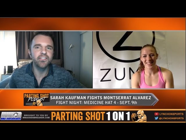 Former Strikeforce champ Sarah Kaufman talks Sept. 9th fight, UFC tenure and Ronda Rousey