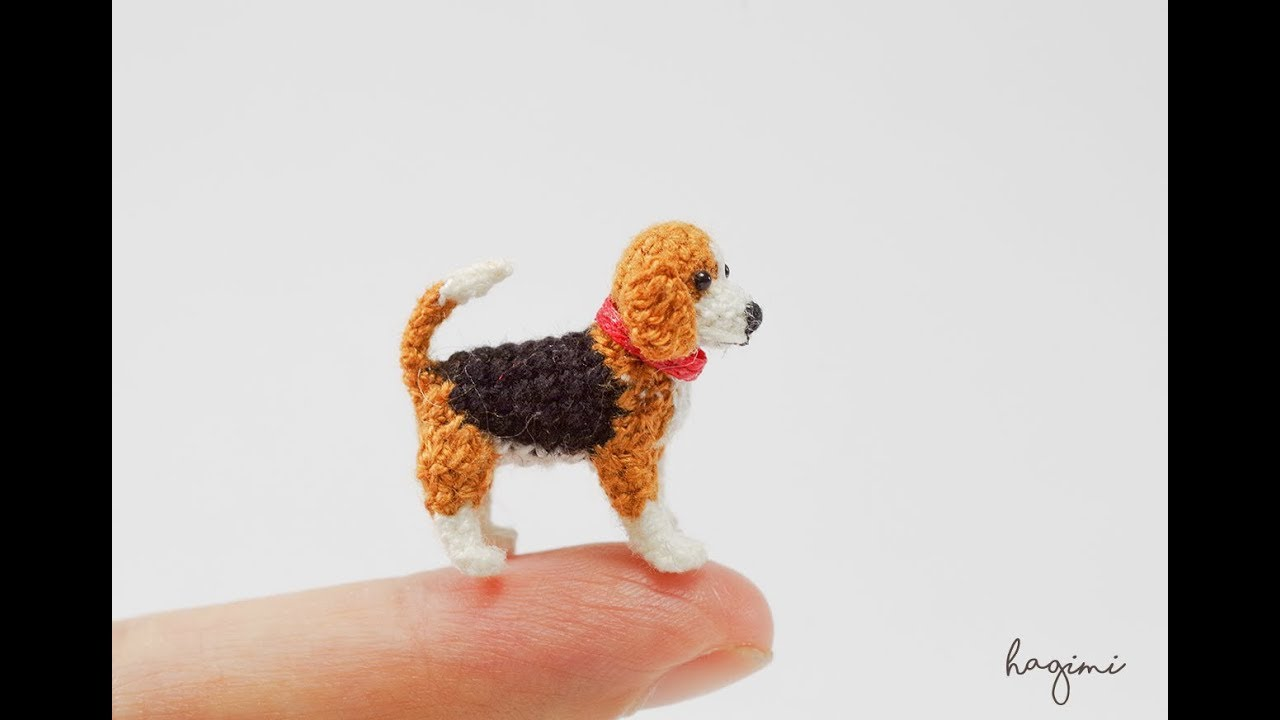 Beagle puppy crochet pattern (With images)   Beagle puppy, Crochet ...   720x1280