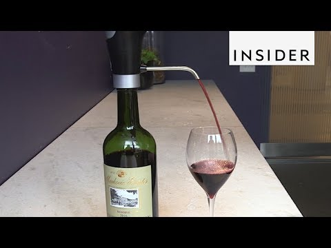 Turn a Wine Bottle into a Tap - YouTube