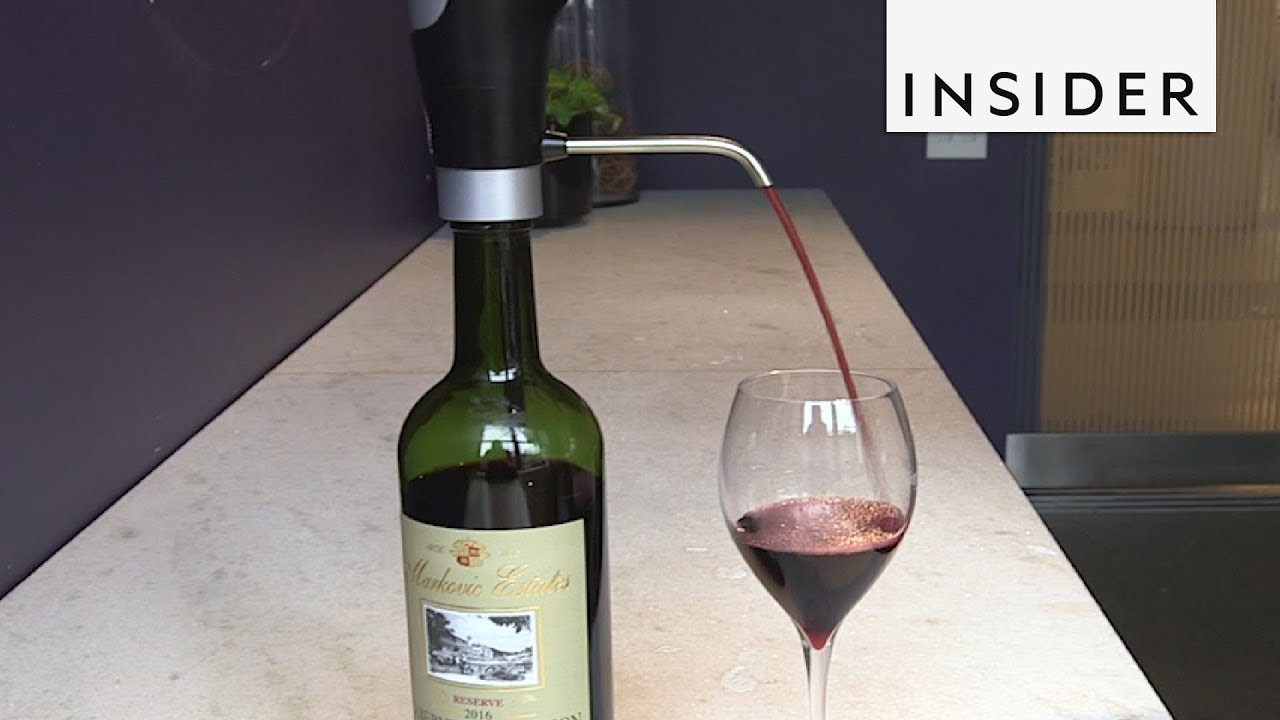 Turn a Wine Bottle into a Tap