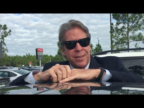 What's Major Garrett up to in the Sunshine State?