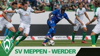 Highlights: Werder Bremen - Chelsea FC 2:4 | Pre-Season Friendly