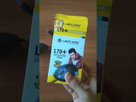Unboxing Lapcare L70+ Mouse | #technology #short |