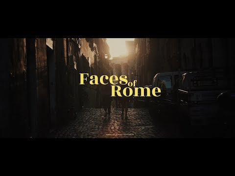 Faces of Rome (GH5 4K + HELIOS-44 Anamorphic)