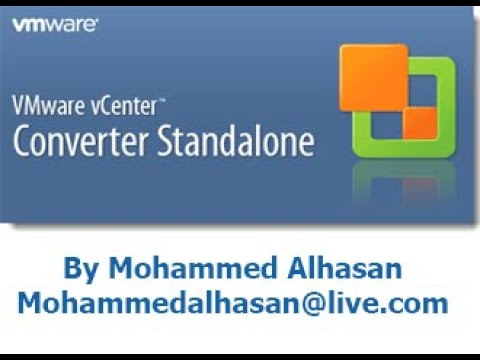 6  Convert powered off virtual machine From Hyper V  to ESX VMware vCenter converter by Mohemmed Alh