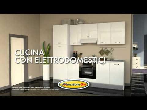 Mercatone uno appartamento completo youtube - Mercatone uno prezzi cucine ...