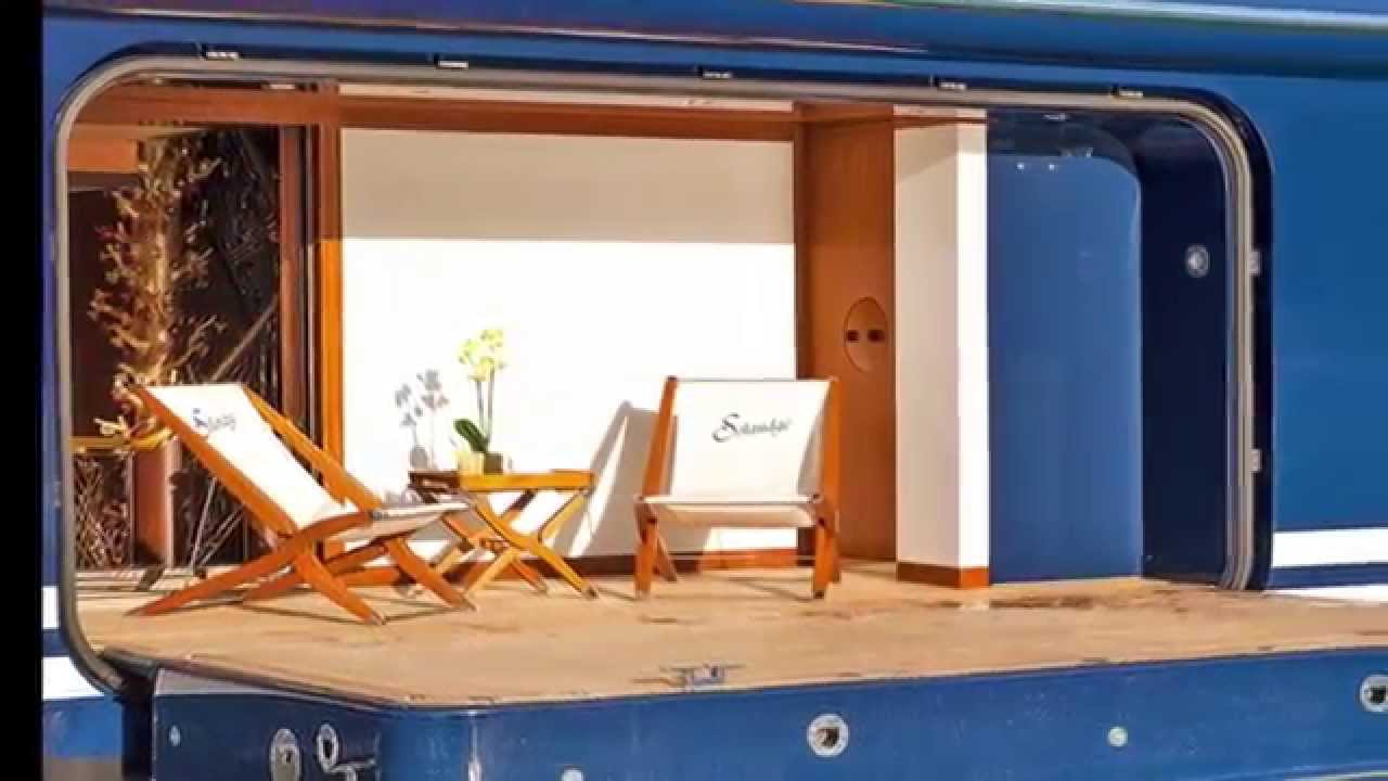 Solandge Luxury Super Yacht Charter