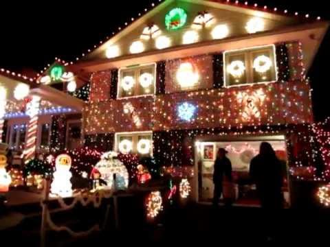 Christmas House, Delaware, USA