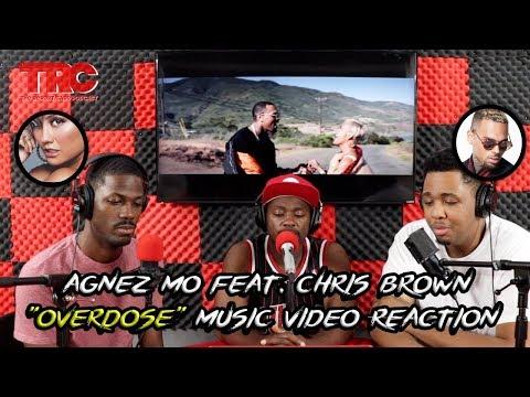 Agnez Mo feat Chris Brown Overdose Music  Reaction