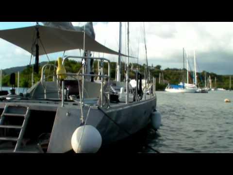 Big yachts Antigua and St Maarten