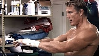 Dolph Lundgren - 61 Years Old Workout !!!