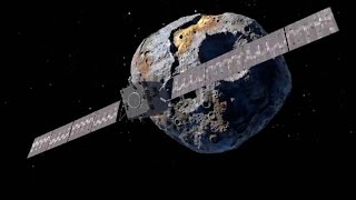 Psyche and Lucy - New NASA Missions To Metal and Trojan Asteroids | Video