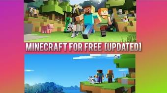 how to get minecraft for free mac