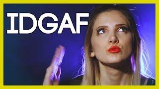 Video Dua Lipa - IDGAF - Rock Cover by Halocene download MP3, 3GP, MP4, WEBM, AVI, FLV Mei 2018