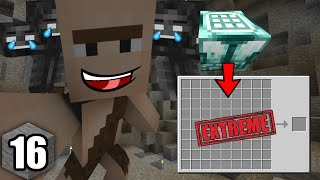 Kita Membuat Extreme Crafting Table! - Minecraft Jaman Batu (16)