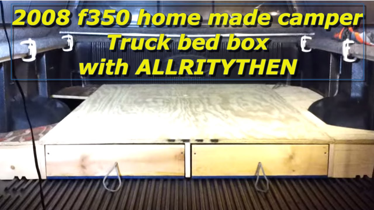 decked truck bed storage system pinteres