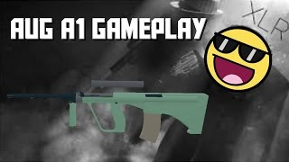 Roblox Phantom Forces! Aug A1 Gameplay!