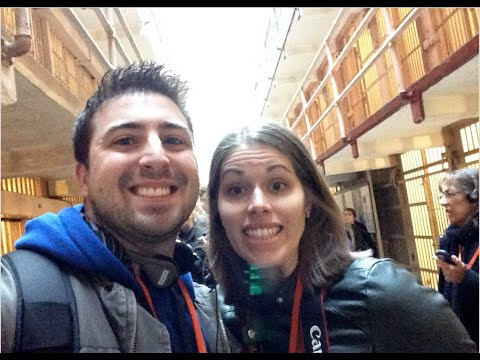 Alcatraz! San Francisco VLOG! - Day 4 - JAN 26 -GRAND CALIFORNIA ADVENTURE TRIP 2015