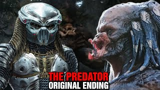 WHY DID THEY CHANGE THE ENDING TO THE PREDATOR MOVIE? - FRED DEKKER INTERVIEW