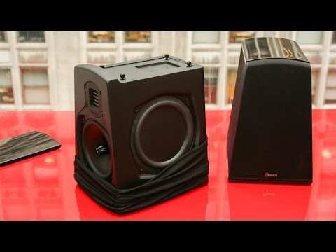 GoldenEar Technology Aon 2 offers high-end sound but there are shortfalls