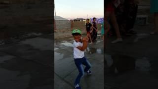 Танцор из Туркестана