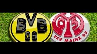 FSV Mainz 05 U9 vs. BVB Borussia Dortmund U9 1:2, Spiel um Platz 3, Turnier in Ummeln 11.01.2014